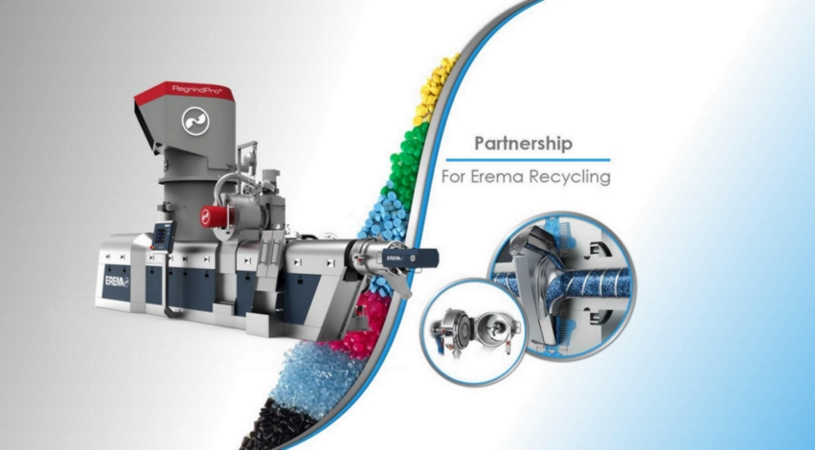 Erema Recycling Machines