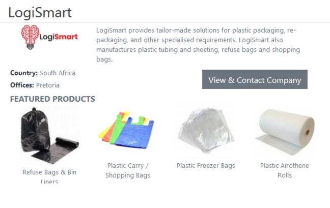 LogiSmart Plastic Packaging