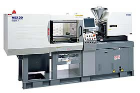 Nissei Injection Moulding Machines