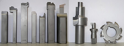 Manufacture of specialised tooling for motor and mining industry