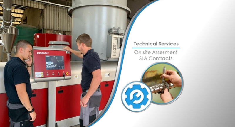 Technical Services Plastics Industry