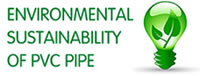 Environmental Sustainability of PVC Pipe