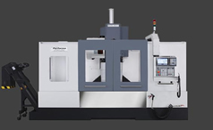 CNC Machining Centre - Microcut