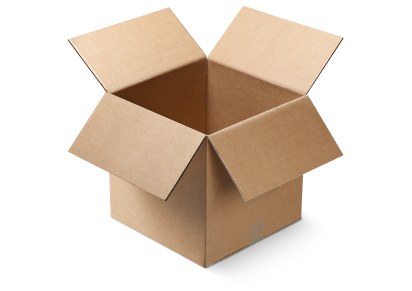 Corrugated Cartons for Packagign and Storage