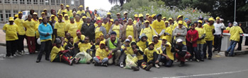 Two Oceans Cleanup Crew