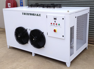 2 stage water chiller unit