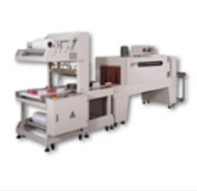 In-Line Shrink Wrapper Machine