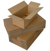 Corrugated Boxes made to order