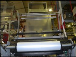 Plastic Sheeting Extrusion