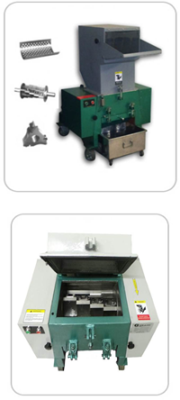 Manufacture Granulators
