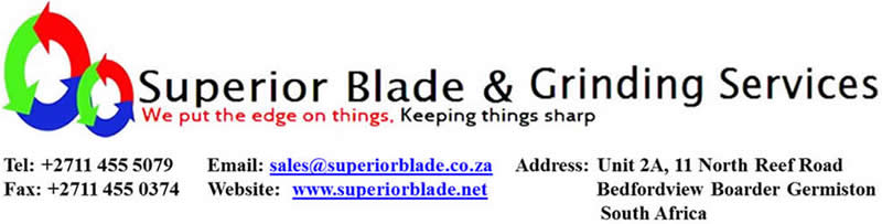 Superior Blade and Grinding Services