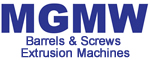 MGMW - Manufacture Barrels & Screws and Supply Extrusion Equipment