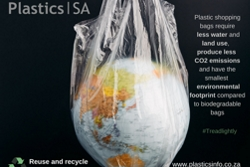 Plastics Industry Welcomes CSIR Report Confirming Their Bags Have Smallest Enviro Footprint