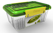 Otima Snap-it Plastic Boxes from Darsim Plastics