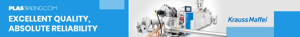 KraussMaffei Berstoff Extrusion Machines