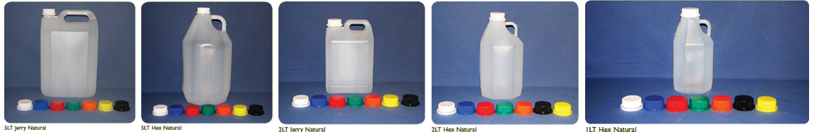 Plastic Bottles for Chemical Packaging