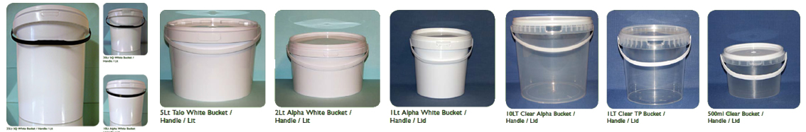 Plastic Buckets Suppliers South Africa
