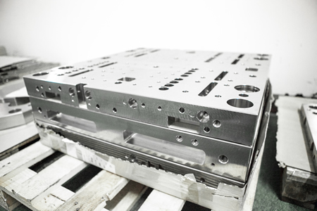 Production of Mold Plates
