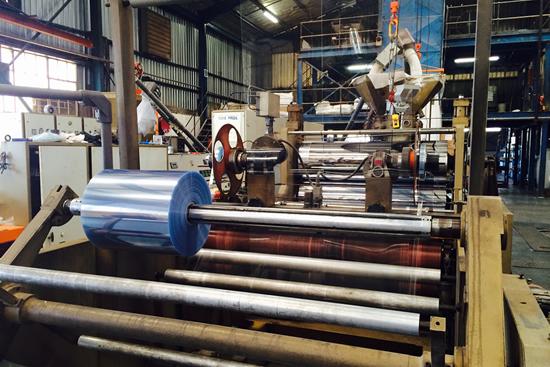 Rigid PVC Extrusion