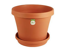 Plant Pots with drip tray