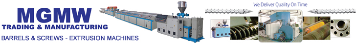 Refurbish and Manufacture Barrels and Screws and Supply Extrusion Equipment