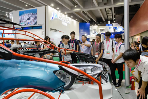 CHINAPLAS – Automotive Industry's