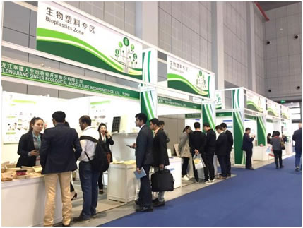 CHINAPLAS organizer launched the 'Bioplastics Zone'