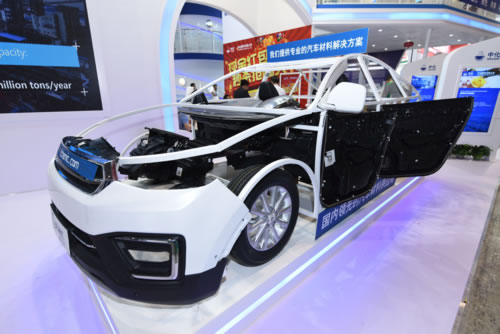 CHINAPLAS – Automotive Industry's Door to Lightweight & Green