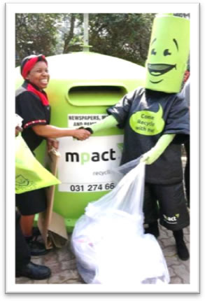Mpact Plastics Recycling Pinetown