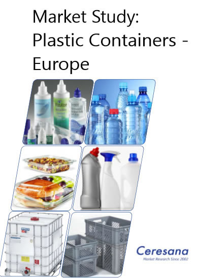 Market Study Plastic Containers - Europe: 27 Countries, 82 Producers; 550