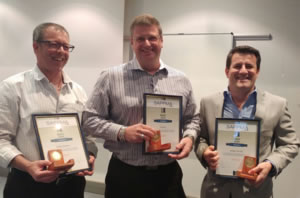 Southern African Plastic Pipe Manufacturers Association Award Winners