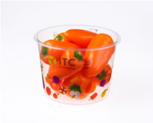 Microwavable polypropylene Containers