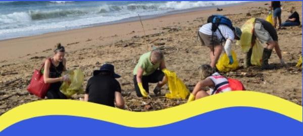 Keeping south africa's coastline clean