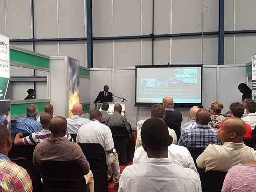 Occupational Health and Safety Expo in Botswana